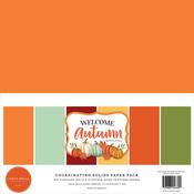 Welcome Autumn Solids Kit - Carta Bella
