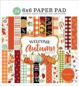 Welcome Autumn 6x6 Paper Pad - Carta Bella