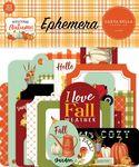 Welcome Autumn Ephemera - Carta Bella