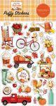 Welcome Autumn Puffy Stickers - Carta Bella