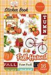 Welcome Autumn Sticker Book - Carta Bella