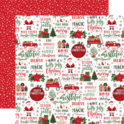 Here Comes Santa Claus Paper - Jingle All The Way - Echo Park