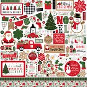 Jingle All The Way Element Sticker - Echo Park