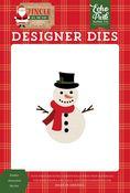 Festive Snowman Die Set - Jingle All The Way - Echo Park