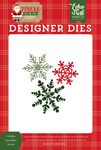 Holiday Snowflakes Die Set - Jingle All The Way - Echo Park