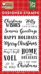 Christmas Wishes Stamp Set - Jingle All The Way - Echo Park