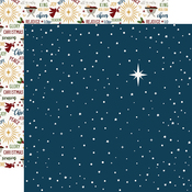 Starry Night Paper - The First Noel - Echo Park
