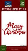 Sweet Merry Christmas Die Set - The First Noel - Echo Park