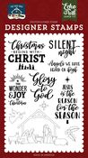 Glory To God Stamp Set - The First Noel - Echo Park