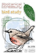 Bird Study Clear Stamps - Sign of the Times - Ciao Bella