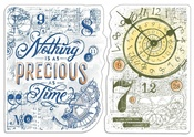 Nothing Is As Precious Clear Stamps - Sign of the Times - Ciao Bella