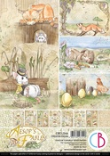 Aesop's Fables A4 Creative Pack - Ciao Bella - PRE ORDER