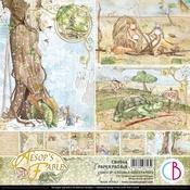 Aesop's Fables 8x8 Paper Pad - Ciao Bella - PRE ORDER
