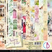Notre Vie 6x6 Paper Pad - Ciao Bella - PRE ORDER