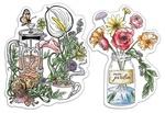 The et Mon Fleurs Clear Stamps - Notre Vie - Ciao Bella
