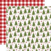 Tree Trimmings Paper - Christmas Magic - Echo Park
