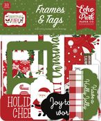 Christmas Magic Frames & Tags - Echo Park