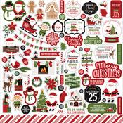 Christmas Magic Element Sticker - Echo Park