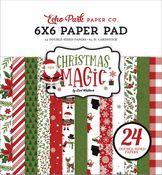 Christmas Magic 6x6 Paper Pad - Echo Park