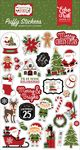 Christmas Magic Puffy Stickers - Echo Park