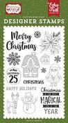 Magical Christmas Stamp Set - Christmas Magic - Echo Park