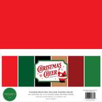 Christmas Cheer Solids Kit - Carta Bella