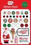 Christmas Cheer Adhesive Brads - Carta Bella