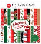 Christmas Cheer 6x6 Paper Pad - Carta Bella