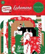 Christmas Cheer Ephemera - Carta Bella
