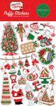Christmas Cheer Puffy Stickers - Carta Bella