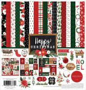 Happy Christmas Collection Kit - Carta Bella