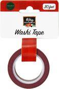 Merry Plaid Washi Tape - Happy Christmas - Carta Bella