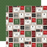 Deck The Halls - Home For Christmas - Carta Bella