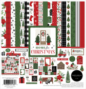 Home For Christmas Collection Kit - Carta Bella