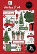 Home For Christmas Sticker Book - Carta Bella