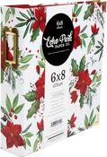 Christmas Poinsettia 6x8 Album - Home For Christmas - Carta Bella
