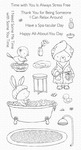 SY Spa Day Clear Stamps - My Favorite Things