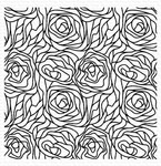 Abstract Roses Background Stamps - My Favorite Things