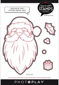 Jolly Old St. Nick Dies - Say It With Stamps  - Photoplay - PRE ORDER