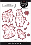 Polar Pals Dies - Say It With Stamps  - Photoplay - PRE ORDER