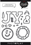 Joyful Snowman Dies - Say It With Stamps  - Photoplay