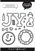 Joyful Snowman Dies - Say It With Stamps  - Photoplay - PRE ORDER