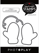 Mitten Dies - Say It With Stamps  - Photoplay