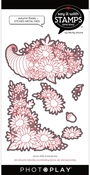 Autumn Florals Dies - Say It With Stamps  - Photoplay
