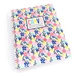 Bright Blossoms Canvo Journal - Catherine Pooler