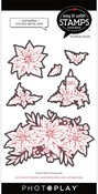 Poinsettia Dies - Say It With Stamps  - Photoplay