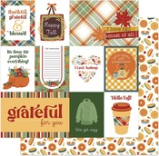 Happy Fall Paper - Autumn Greetings - Photoplay