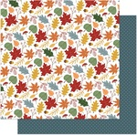 Leaves Are Falling Paper - Autumn Greetings - Photoplay - PRE ORDER