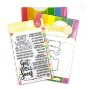 Get Well Combo - Waffle Flower Crafts