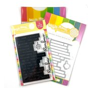 Labelmaker Rainbows Combo - Waffle Flower Crafts